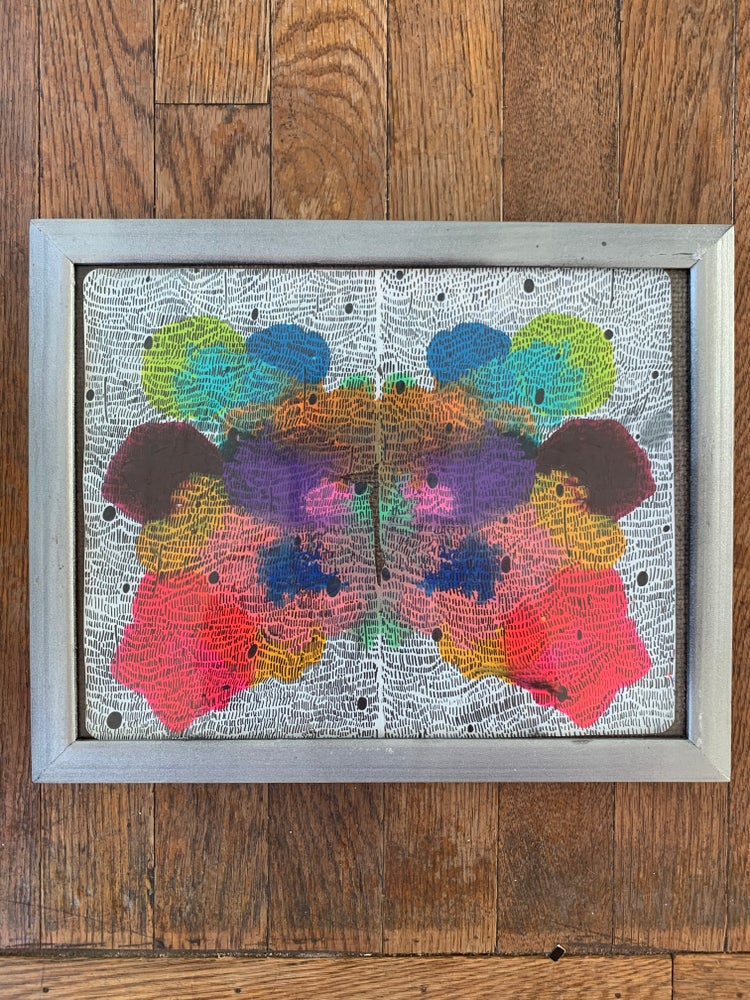Image of Rorschach Study #18