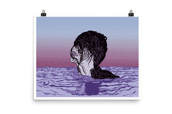 Image of Water Nymph | Art Print