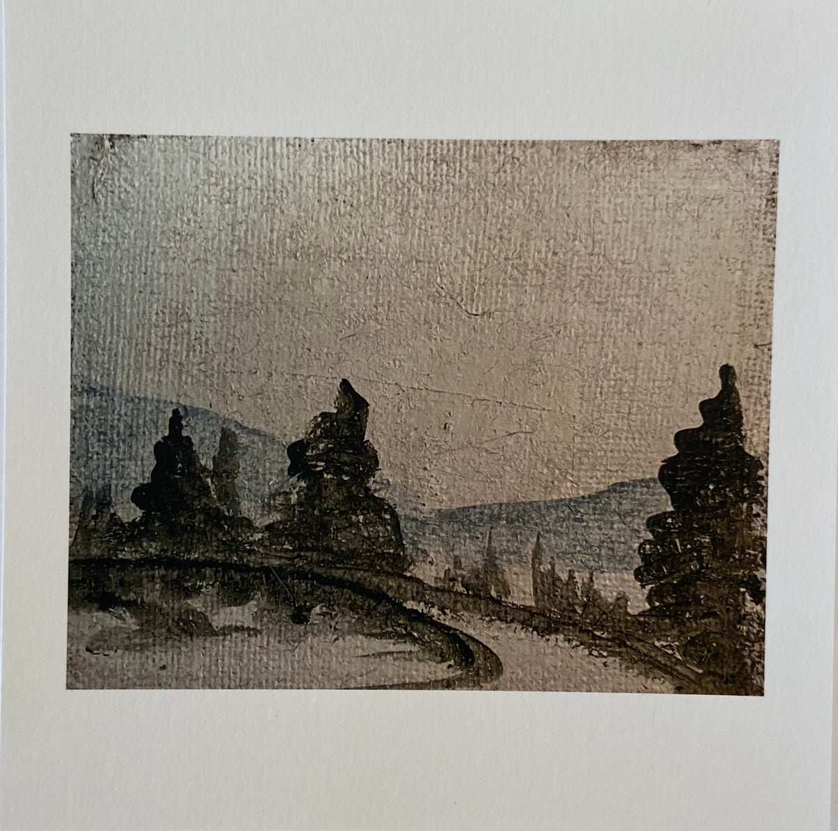 Image of Giclee Postcards 6x6