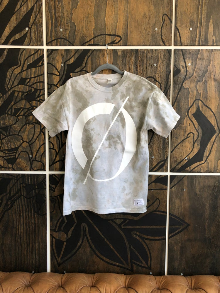 Image of Hand Dyed Logo Tee