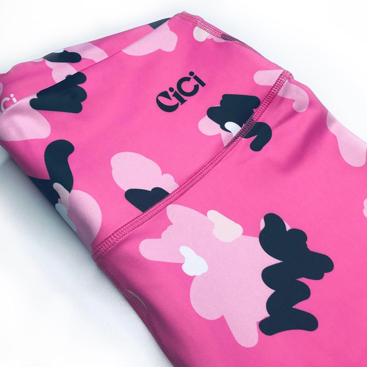 Camo - Pink