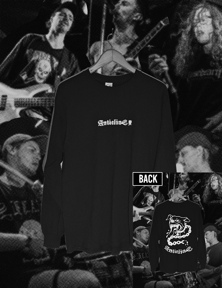 Image of 'Rattled Chains' Longsleeve