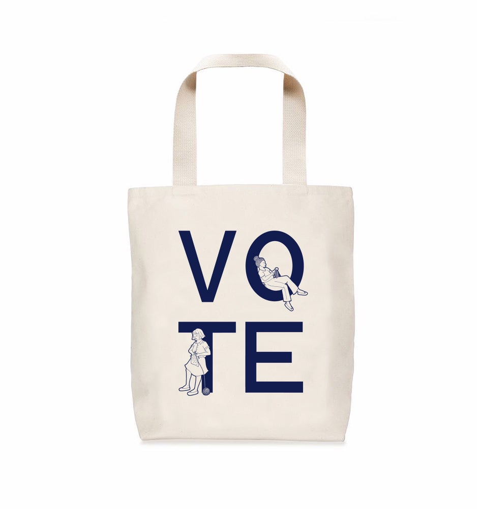 Image of VOTE Tote