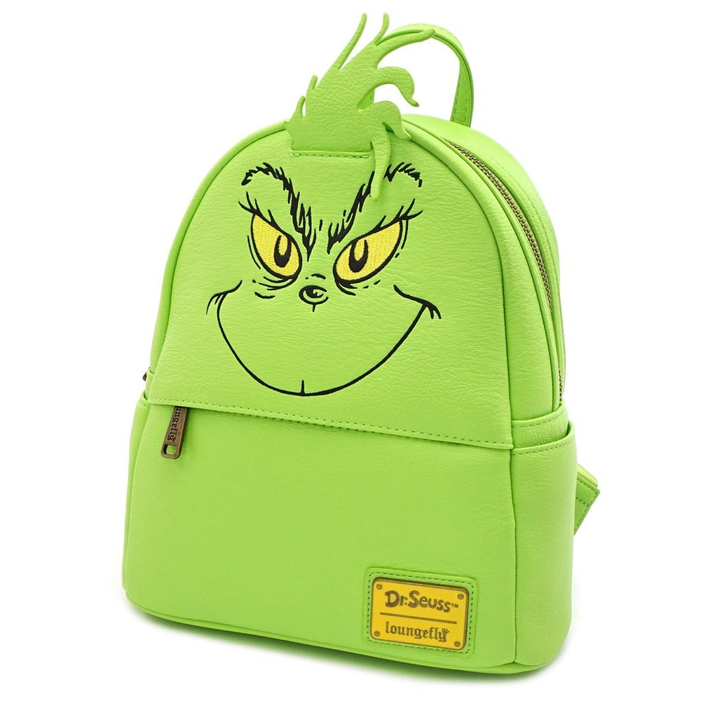 Image of Loungefly x Dr. Seuss The Grinch