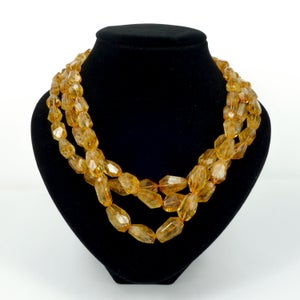 Image of Natural Citrine necklace