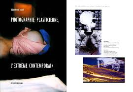 Image of  Photographie plasticienne, l'extrême contemporaine de Dominique Baqué
