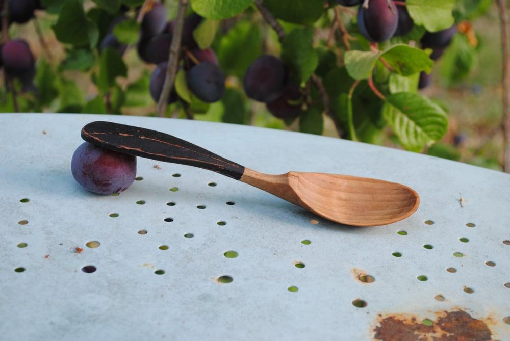 Image of Alder spoon - cuillère en aulne