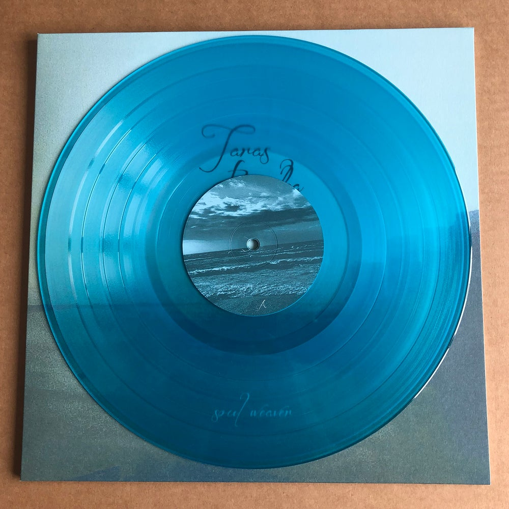 TARAS BULBA 'Soul Weaver' Turquoise Vinyl LP