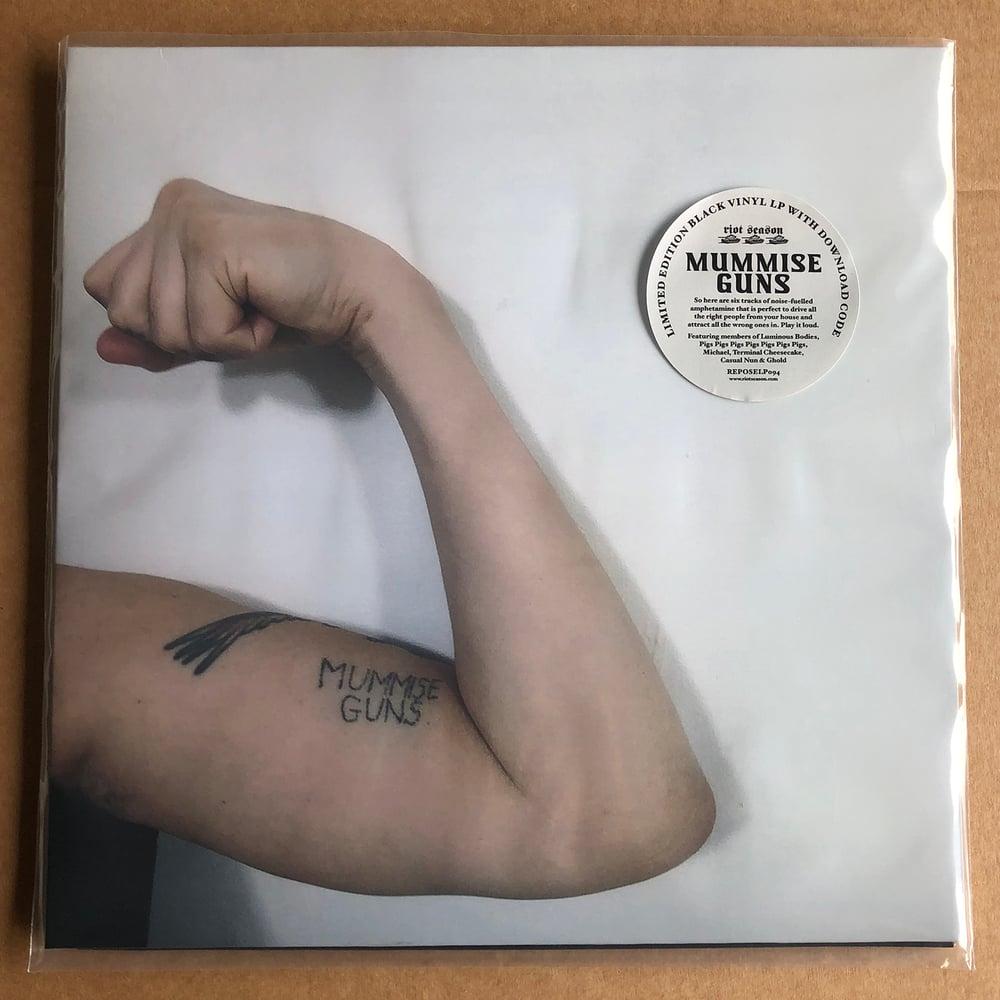 MUMMISE GUNS 'Mummise Guns' Vinyl LP