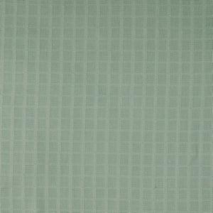 Image of Barrette coton lange bio vert céladon