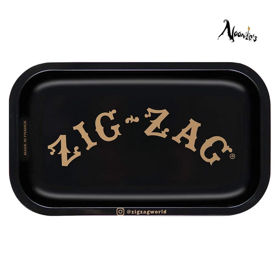 Image of Classic zig zag rolling tray