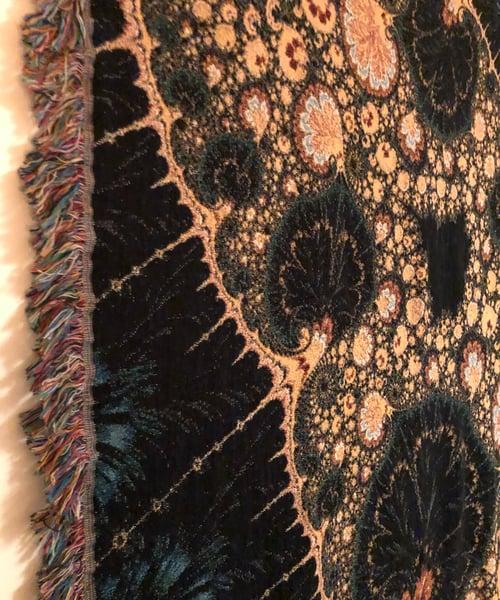 Image of Woven Blanket #11