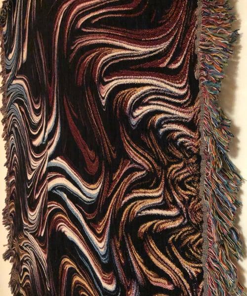 Image of Woven Blanket #12