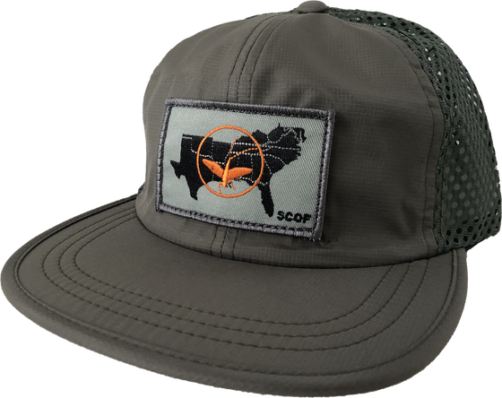 Image of SCOF STATES PATCH PERFORMANCE HAT