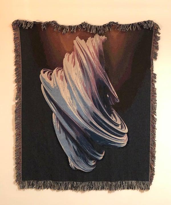 Image of Woven Blanket #13