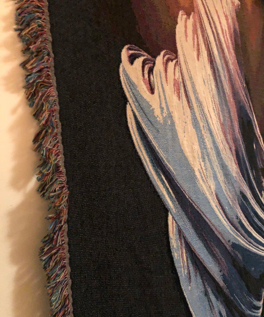 Woven Blanket #13
