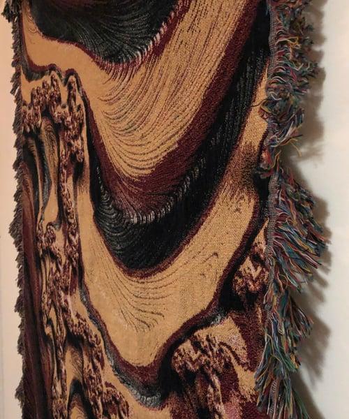 Image of Woven Blanket #14