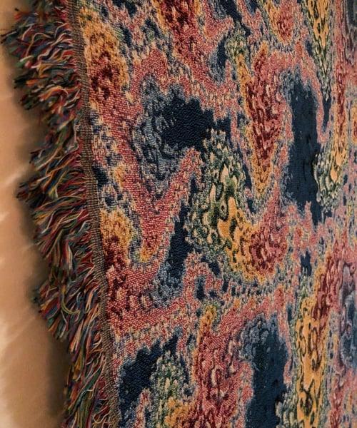 Image of Woven Blanket #15