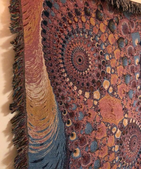 Image of Woven Blanket #16