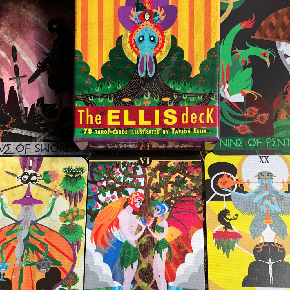 Image of Ellis Deck 5th Edition Plastic