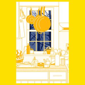 View of Kitchen 2020