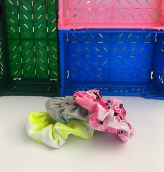 Image of SCRUNCHIES fluo set