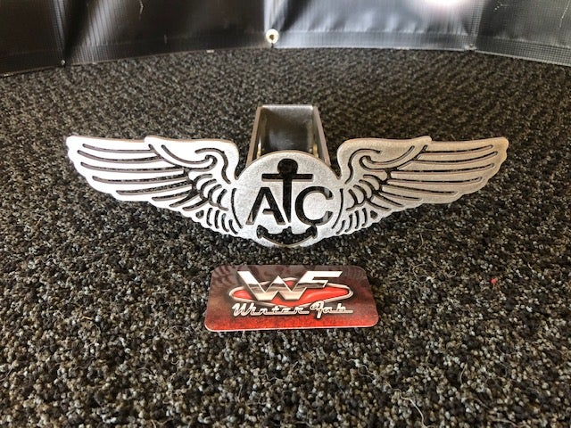 Image of Naval Air Crew Wings Hitch Cover