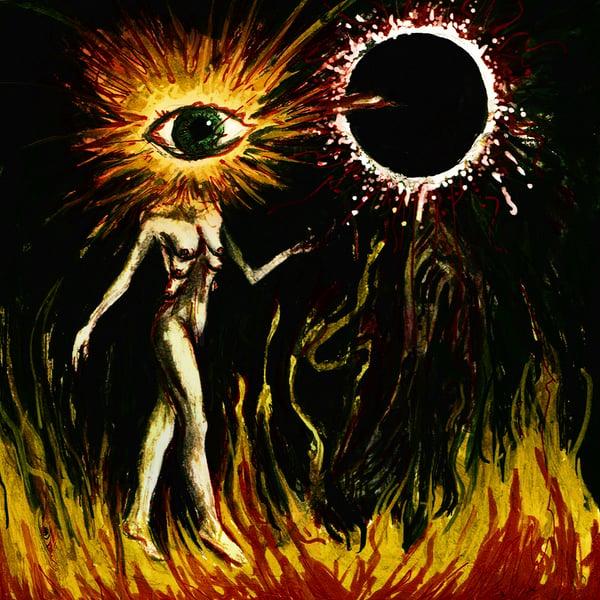 """Image of ILLKYNJA """"Sæti Sálarinnar"""" CD Digipack SEP 15 2020"""