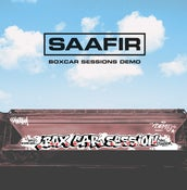 "Image of SAAFIR ""BOXCAR SESSIONS DEMO"" LP"