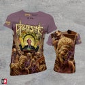 Gruesome Twisted Prayers male allover t-shirt