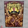Gruesome Twisted Prayers printed backpatch