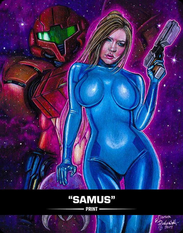 SAMUS - PRINT