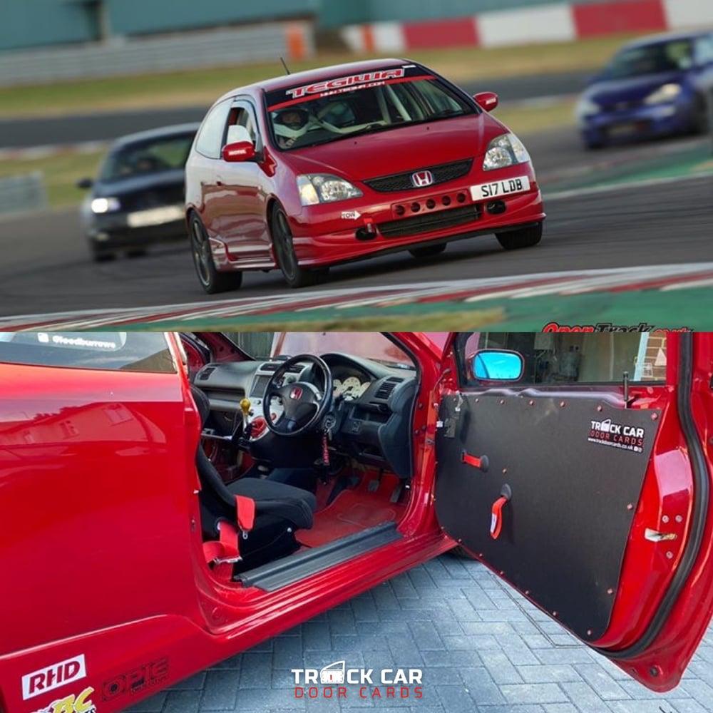 Image of Honda Civic EP3 - Material door handle version