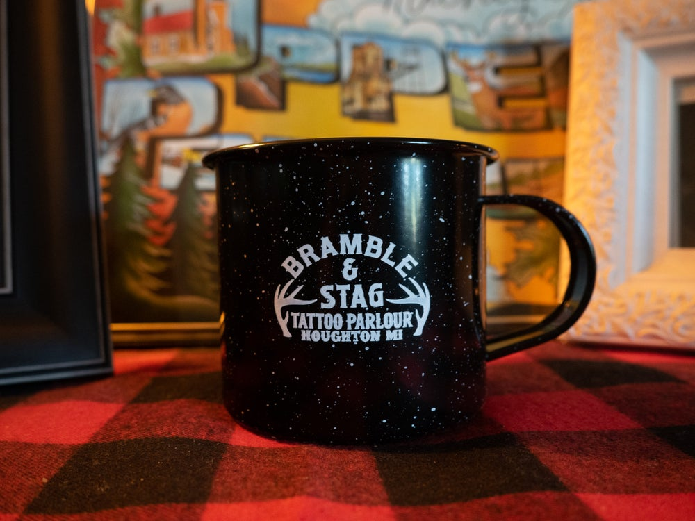 Image of Metal Camping Mug