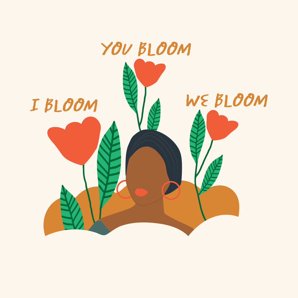 Image of You Bloom - ABJ x BreatheLiveExplore