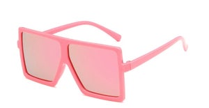 Image of Kids Square Sunglasses