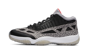 "Image of Air Jordan XI (11) Retro Low I.E. ""Black Cement"""