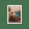 Rainbow Gravity Framed Print