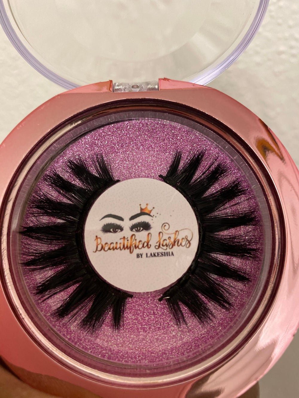Image of Beautified Lashes-Boujee