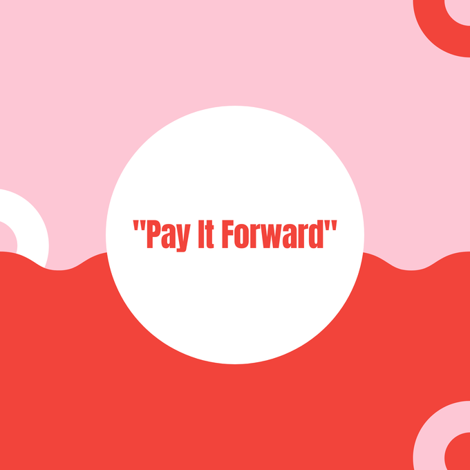 Image of Pay It Forward - Buy a Mask for Someone Else