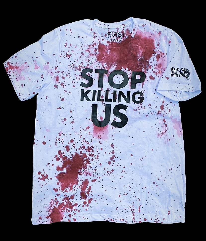 Image of FIRST EXCLUSIVE | STOP KILLING US