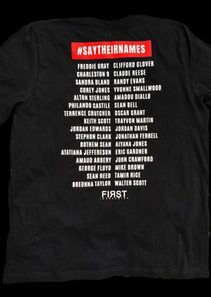 Image of FIRST EXCLUSIVE | #SAYTHEIRNAMES