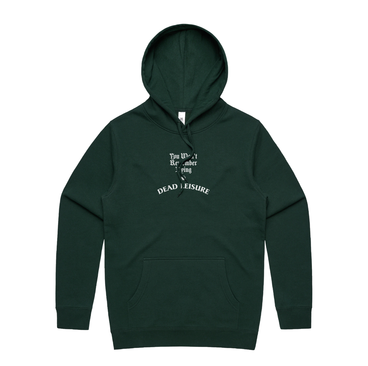 YWRD Pullover Hoodie - Green