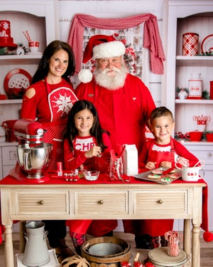 Image of Magical Santa Sessions