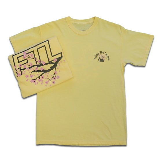 Image of Cherry Blossom Tee (Butter)