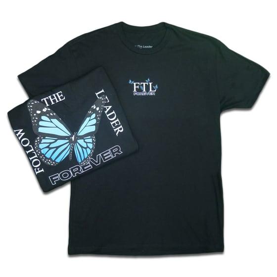 Image of FTL Forever Tee (Black)