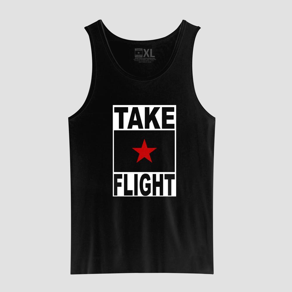 Image of Take Flight Logo Tank Top