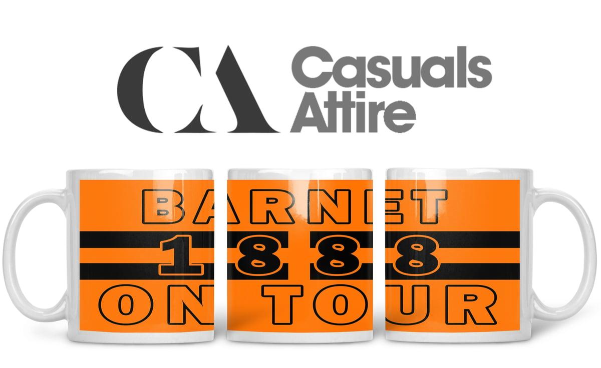 Barnet Football/Ultras Brand new fully wrapped mug.