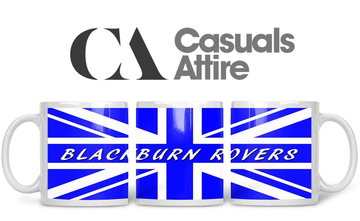 Blackburn Rovers, Football Fans, Casuals, Ultras, Fully Wrapped Mug.