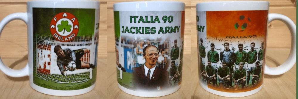 IRISH ITALIA 90 MUG